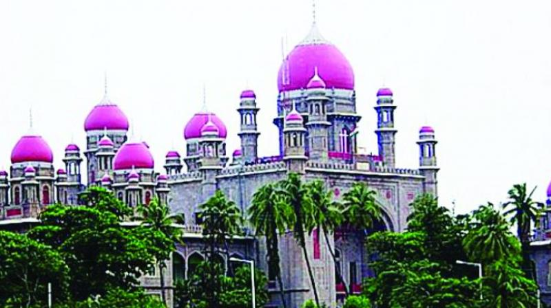 Hyderabad High Court.