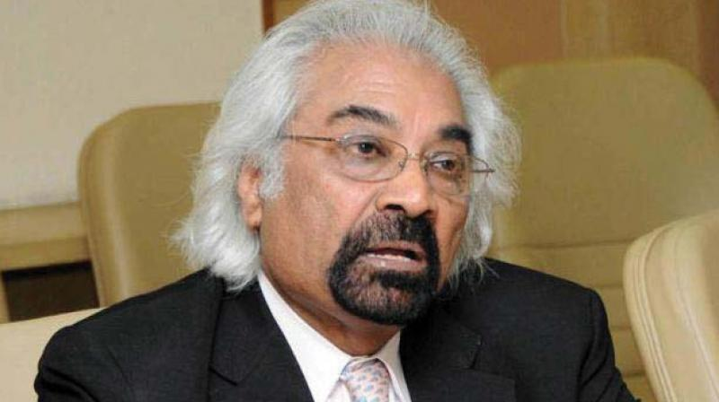 Sam Pitroda, a confidant of Congress president Rahul Gandhi, on Thursday said that he is not satisfied with the use of Electronic Voting Machines (EVM) in the ongoing Lok Sabha elections. (Photo: File)