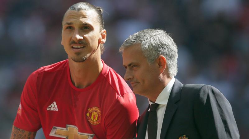 Manchester United will not stand in the way of Zlatan Ibrahimovic if he wants to leave the club, manager Jose Mourinho said. (Photo: AP)