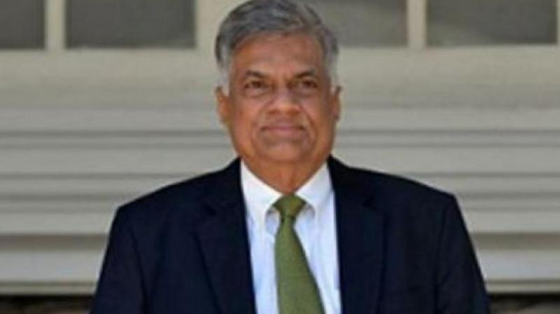 Ranil Wickremesinghe told reporters that the government's security agencies were monitoring Sri Lankans who had joined Islamic State and returned home. (Photo: AFP)