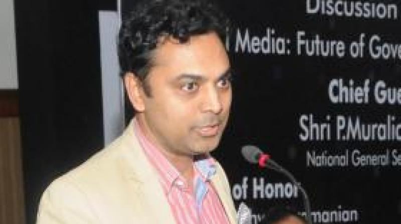 Dr Krishnamurthy Subramanian's appointment will be for a period of three years. (Photo: File/PTI)