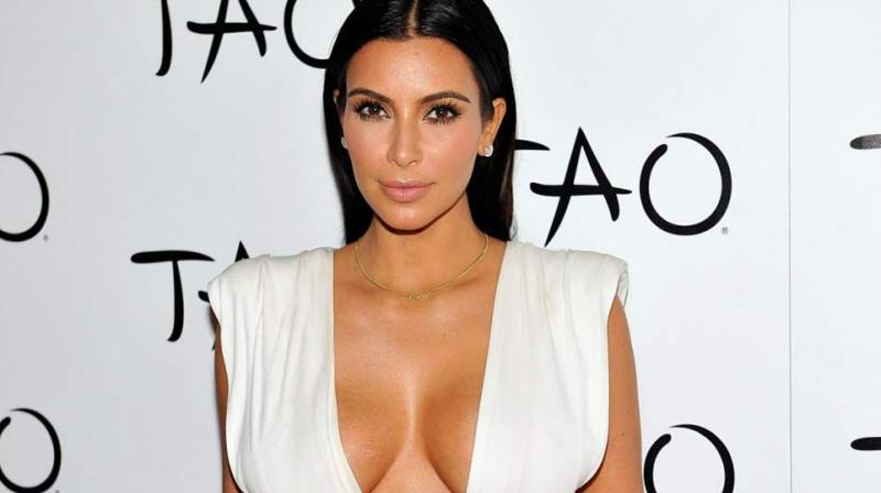 Kim is popular for the reality show 'Keeping Up with the Kardashians'. (Photo: AFP)