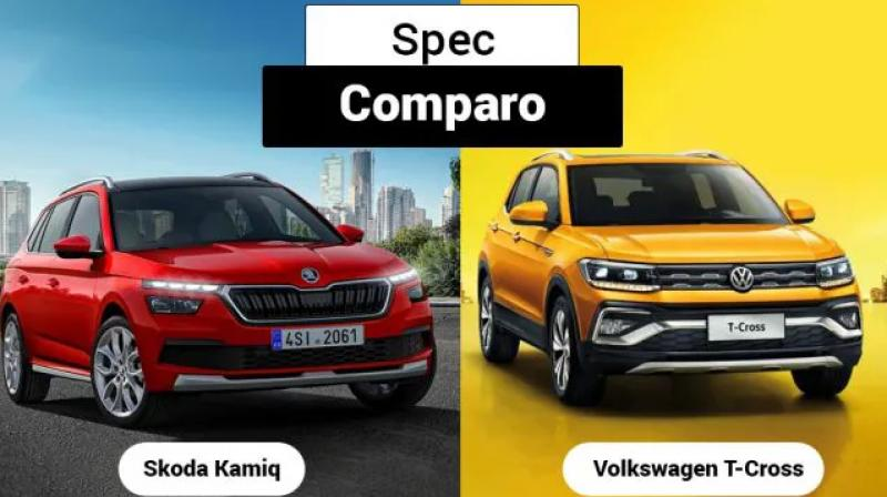 Both the SUVs are likely to be showcased at the 2020 Auto Expo in February.