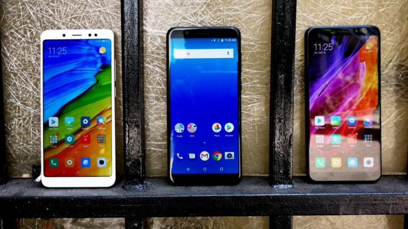 d9e8a6c61a Redmi Note 5 Pro  Note 5 vs Zenfone Max Pro M1  The ASUS-Xiaomi face-off –  Konitono