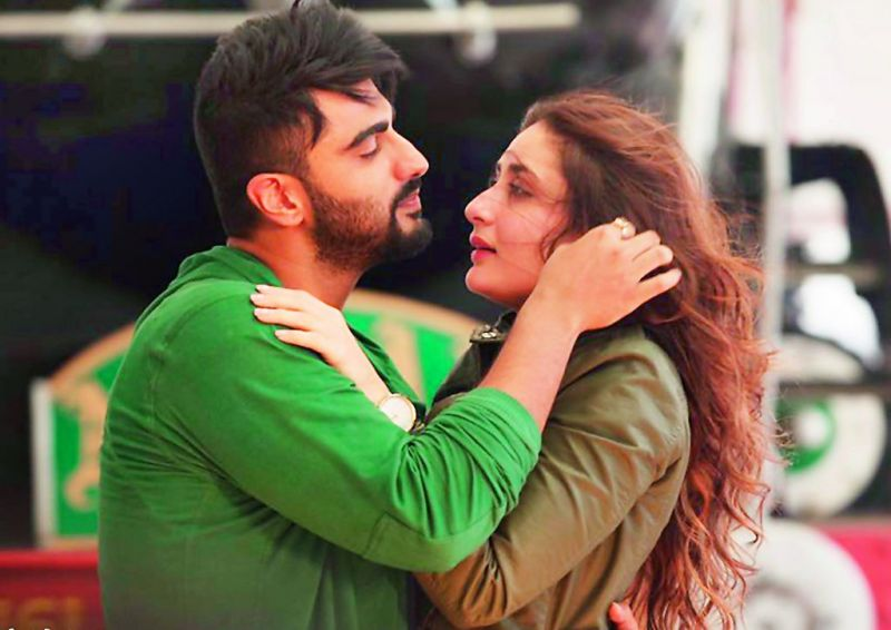 Arjun Kapoor, who is younger than Kareena, played the male lead in Ki & Ka