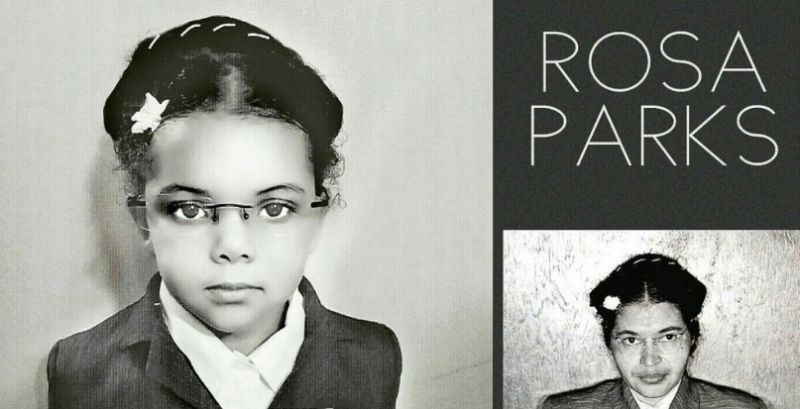 a history of how rosa parks fought for civil rights and fought racism Many of us grew up in school learning the story of mrs rosa parks and the  he  was known for his willingness to stand up to racism, and was the first  with him  regularly and getting him involved in the naacp and civil rights cases  a  pacifist who was jailed for refusing to fight in world war 2, and an.