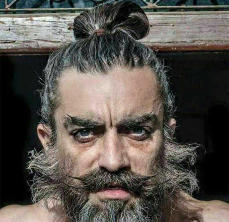 Aamir Khan's alleged look from 'Thugs Of Hindostan'.