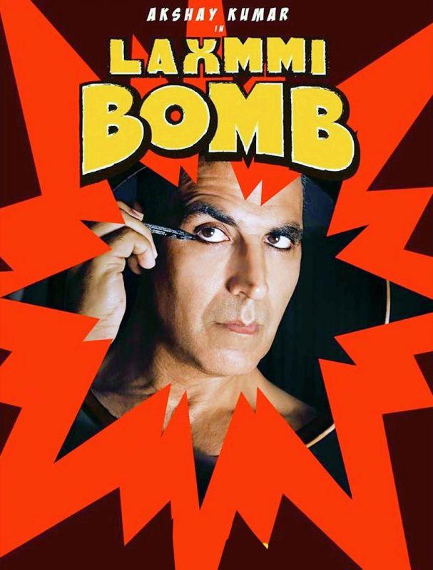 Laxmmi Bomb is a remake of Tamil film Kanchana and also stars Kiara Advani in the lead role.