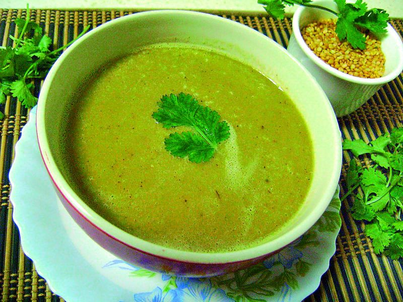 Moong soup