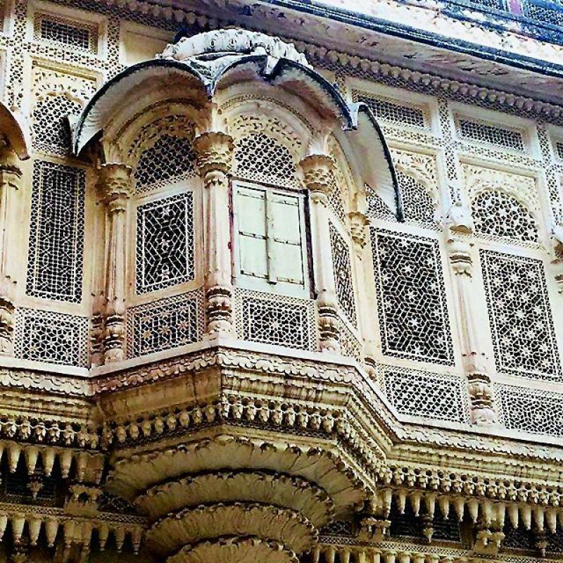 Architectural wonders of Rajasthan. (Pic Credit: PIXABAY)