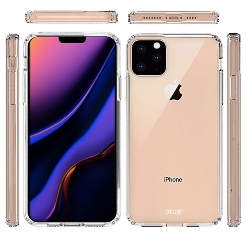 High resolution iPhone 11 Max images.
