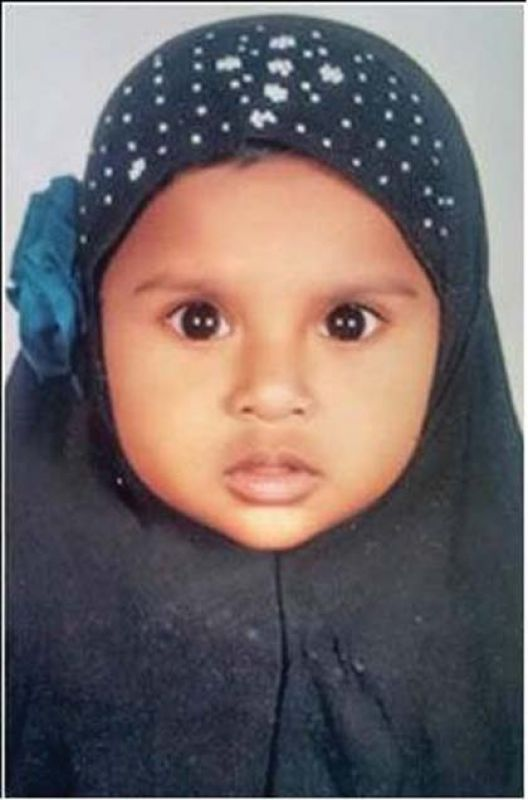 An unidentified boy, aged about 15 years, abducted Khatija.