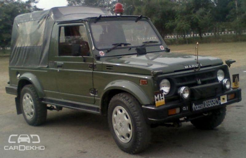 Army vehicle