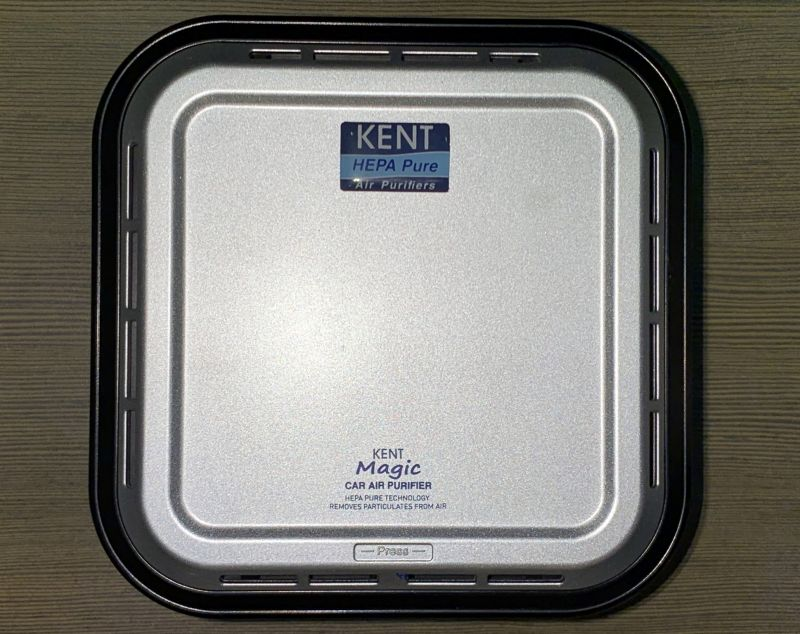 Kent's Magic Hepa Car Air Purifier