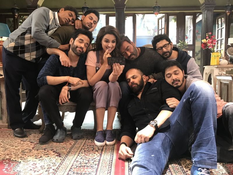 Golmaal Again team has the most hilarious response when Parineeti shows them her singing debut for 10th time