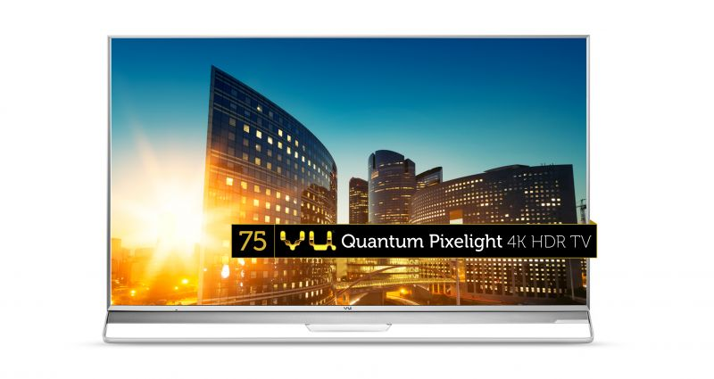 Vu Technologies Quantum Pixelight LED TV