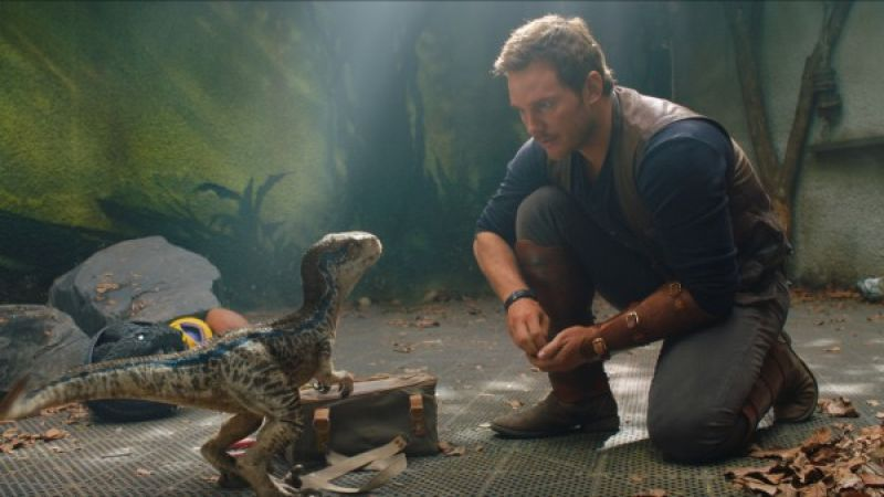 'Jurassic World: Fallen Kingdom' is the second installment of a planned Jurassic World trilogy.