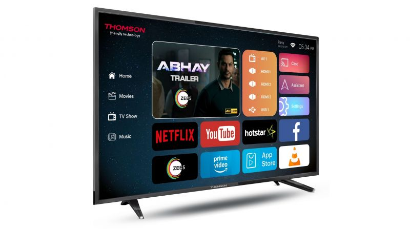 Thomson 40 inch UHD 4K Smart TV