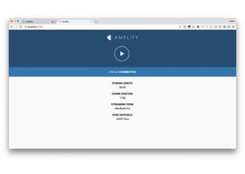Amplify App
