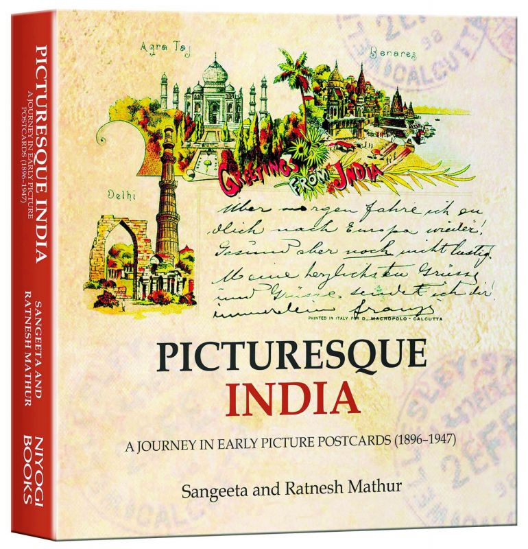 Picturesque India by Sangeeta Mathur and Ratnesh Mathur; Publisher: Niyogi Books; Pp: 425; Price: Rs 1,995