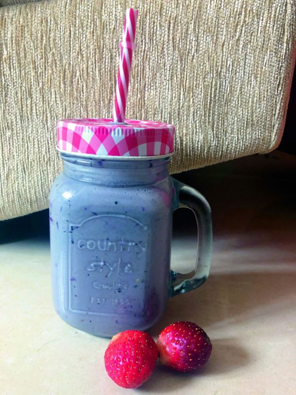 Black Berries Smoothie