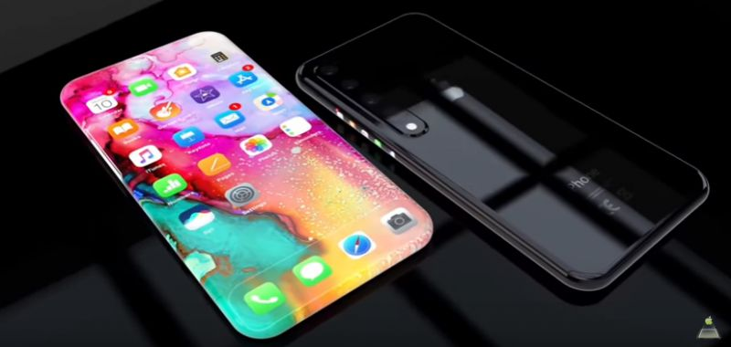 2020 iPhone 12 concept video