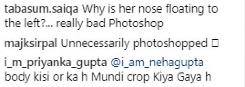 Kareena roasted for 'photoshopped' bikini pics, accused of going under the knife