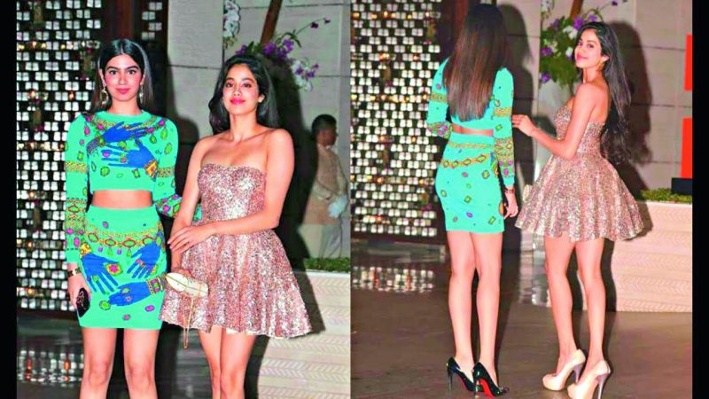 Janhvi Kapoor celebrates her birthday at old age home