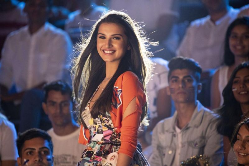 Tara Sutaria in the still from SOTY 2.