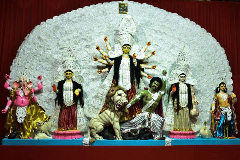 Vikhroli Bengali Association Durga Puja