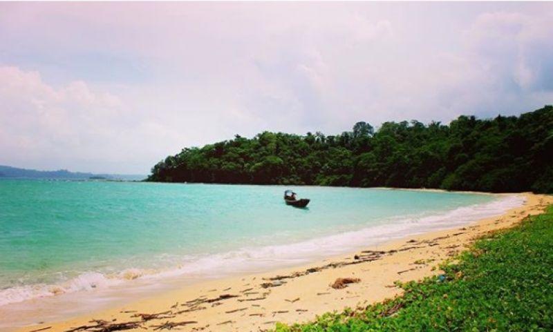 Andaman. (Instagram Screengrab/ Amit Sengupta)