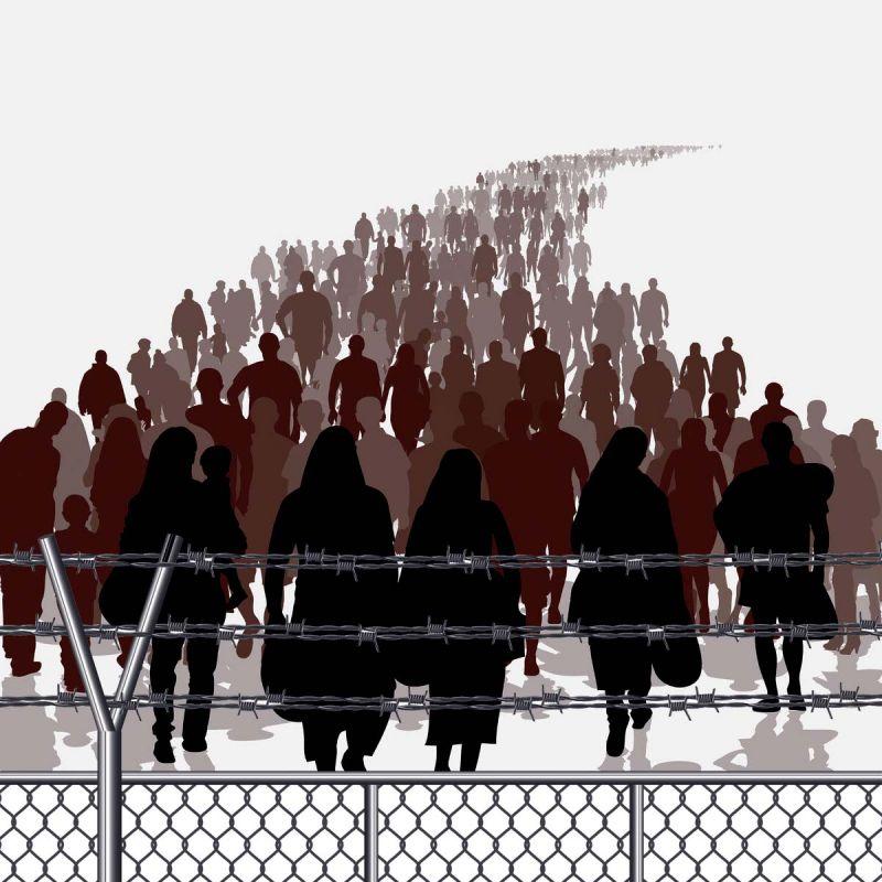 Bangladeshis enter without visas, documents, how do we track them?'