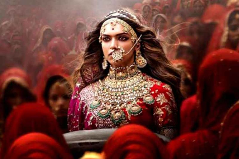 'Padmaavat' is one of the most expensive Indian films ever made. It is also the first Indian film to be released in IMAX 3D.