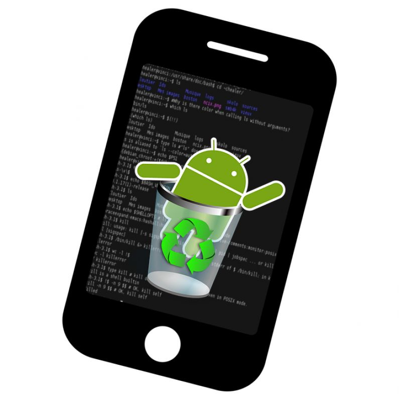 There are significant risks involved in the procedure of rooting an Android device (Image: Pixabay)