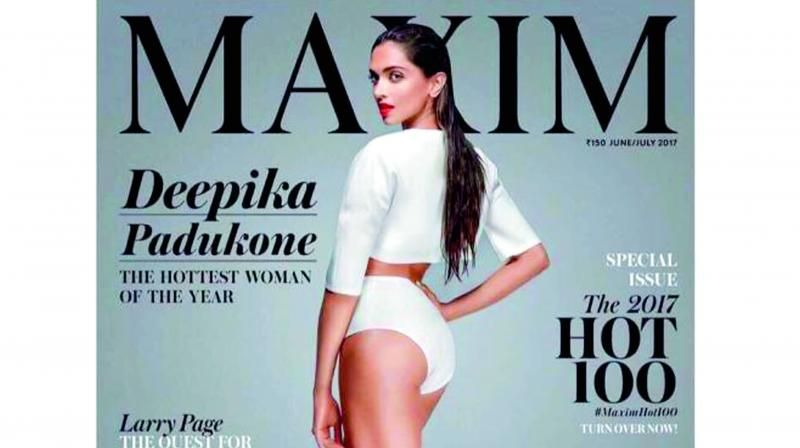 Deepika Padukone is on a roll!