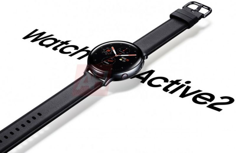 Samsung Galaxy Watch Active2 leak