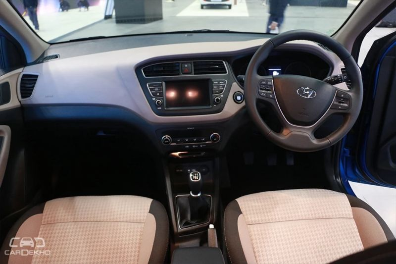 Like The Exterior Cabin Of New Elite I20 Looks Similar To Outgoing