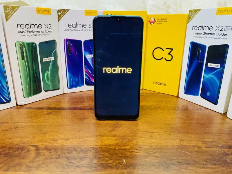 Realme C3 review