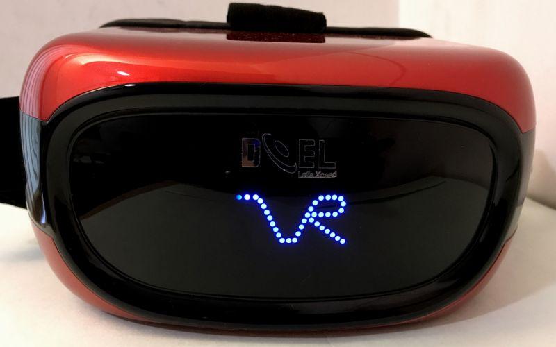 Doel VR503 3D headset