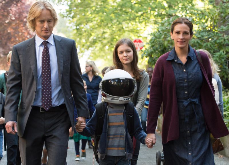 'Wonder' is based on the 2012 novel of the same name by R.J. Palacio.