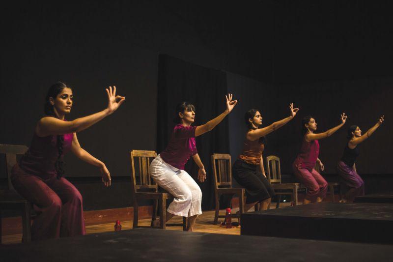 Performance of Varnam in Kochi