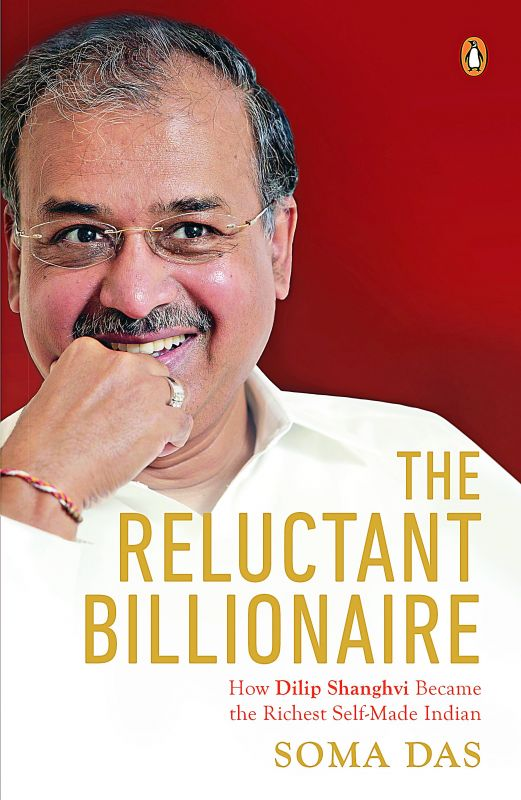 The reluctant billionaire by soma das,  penguin random house Pp. 520, Rs 799