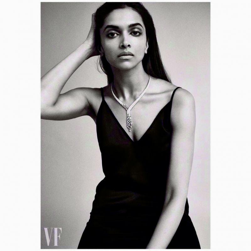 Deepika Padukone was skinny-shamed for her Vanity Fair cover.
