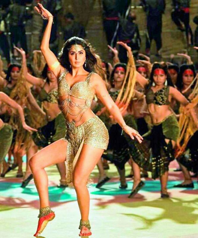 Actress Katrina Kaif was criticised by many for her item numbers in the movie Thugs Of Hindostan.