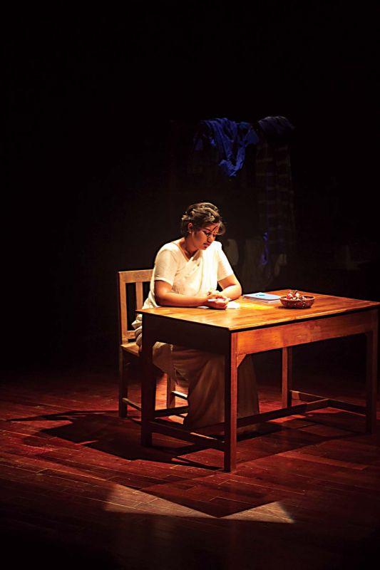 Kavya Srinivasan. (Photo: Roy Sinai)