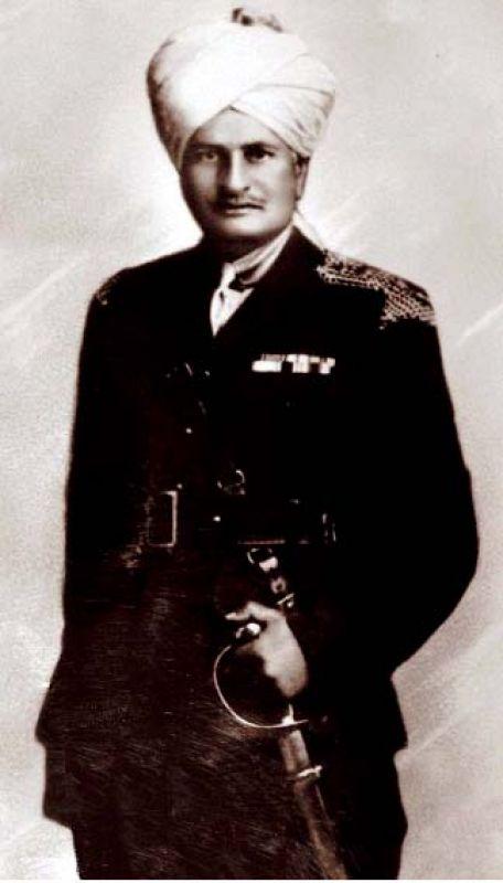 Col. Desaraja Urs