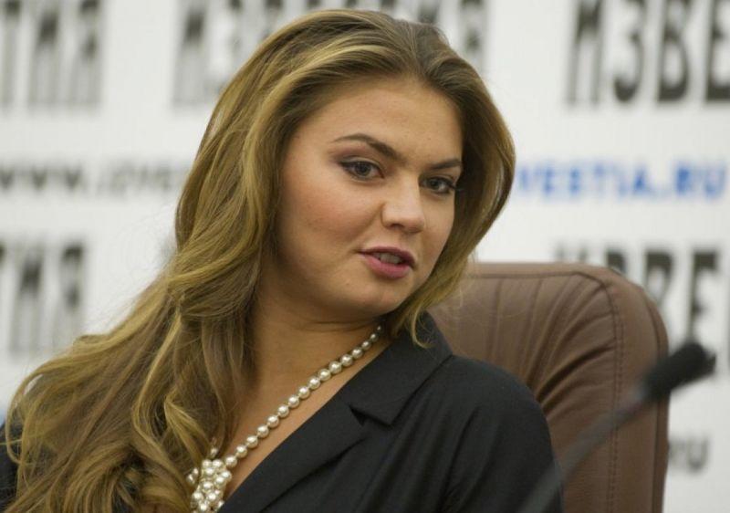 Alina Kabaeva. (Photo:AP)