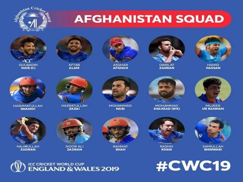 (Photo: Afghanistan cricket/twitter/CWC19)