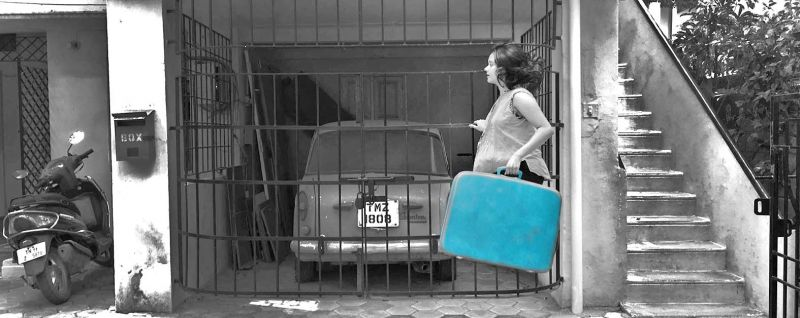 Photographs from The Blue Suitcase