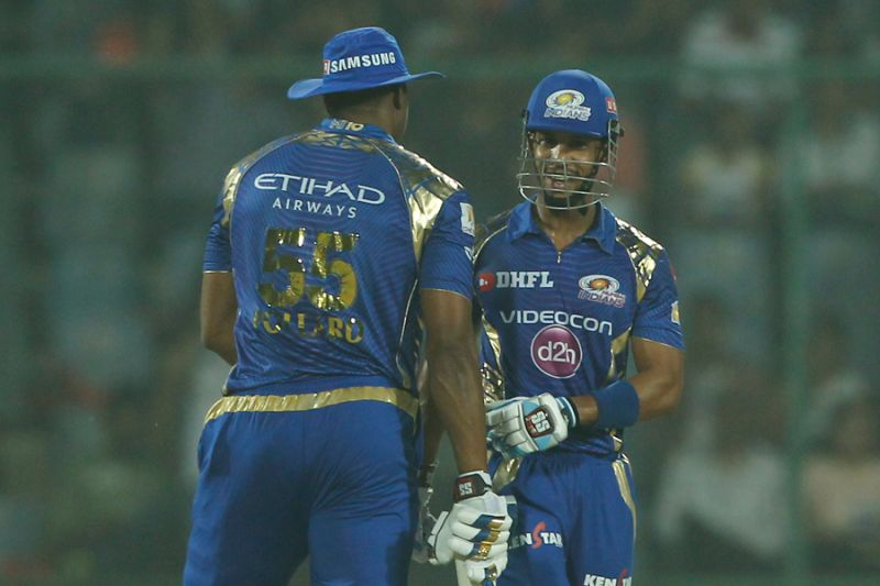 The Mumbai Indians batting lineup has not impressed while batting first this season. (Photo: BCCI)